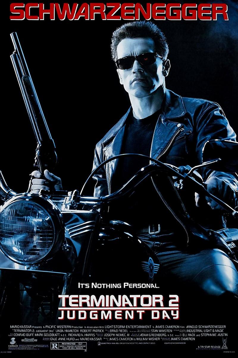 Terminator 2: judgement day shining weergeven