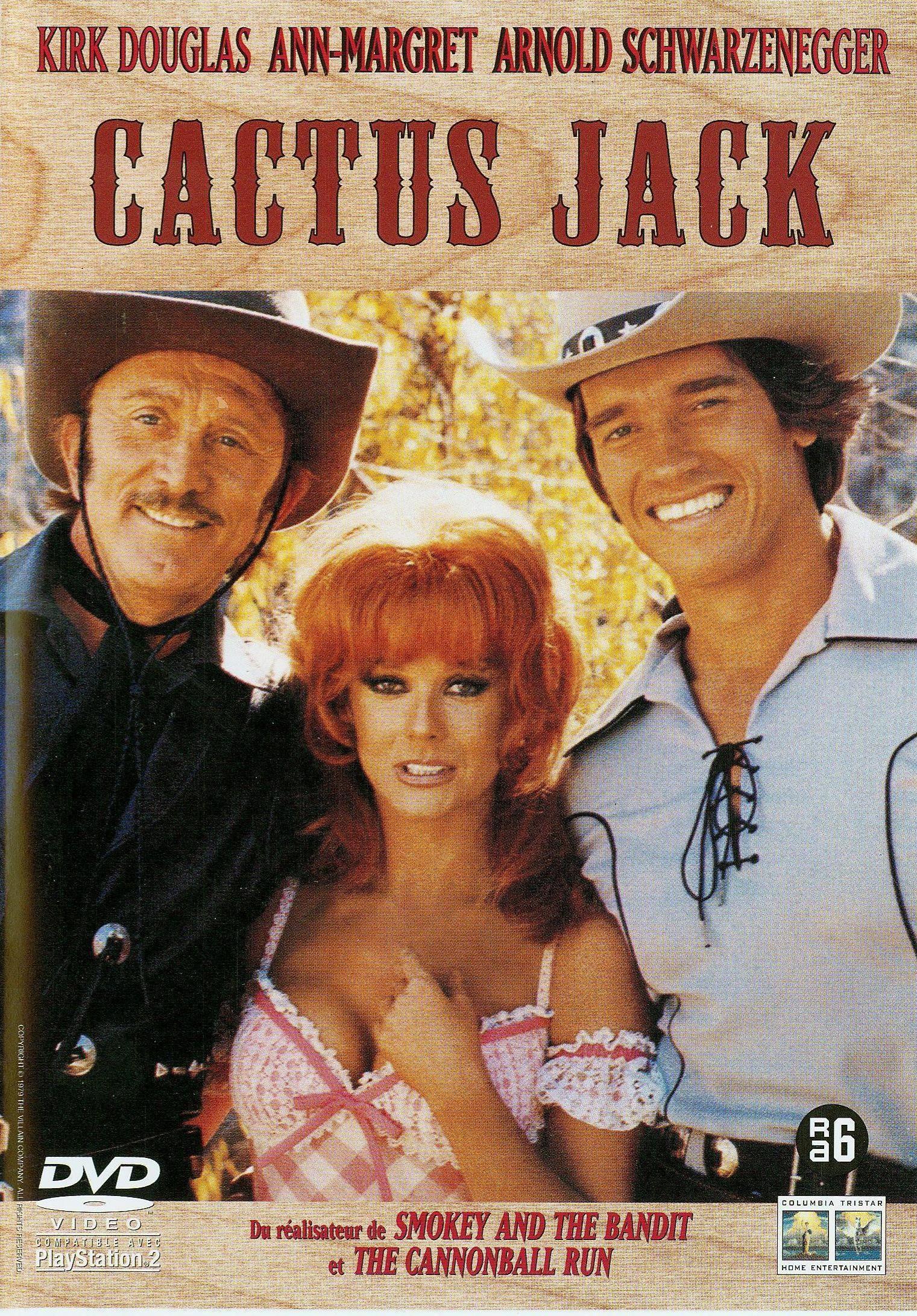 The Villain / Cactus J... Arnold Schwarzenegger